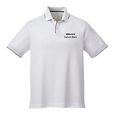 Remus Short Sleeve Polo Shirt - VMware Carbon Black
