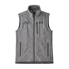 Patagonia Better Sweater Vest - VMware Carbon Black