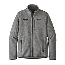Patagonia Better Sweater Jacket - VMware Carbon Black