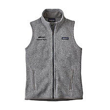 Patagonia Ladies Better Sweater Vest - VMware Carbon Black