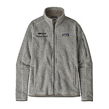 Patagonia Ladies Better Sweater Jacket - VMware Carbon Black