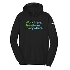 District The Concert Fleece Hoodie - Talent Acquisition - Work Here