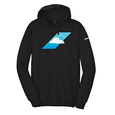 District The Concert Fleece Hoodie - Talent Acquisition - Cloud