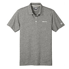 New Era Slub Twist Polo Shirt