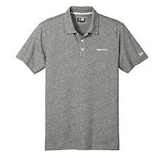 New Era Slub Twist Polo Shirt