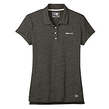 New Era Ladies Slub Twist Polo Shirt