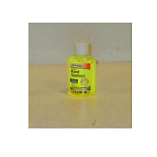 Lemon Scented Hand Sanitizer - 2 oz. (1PC)