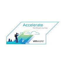 VMware Accelerate Sticker (1PC)