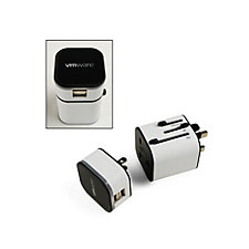 Dual USB Travel Adapter (1PC)