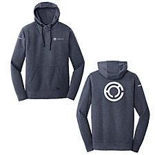 New Era Tri-Blend Fleece Hoodie (1PC)