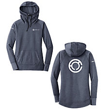 New Era Ladies Tri-Blend Fleece Hoodie (1PC)