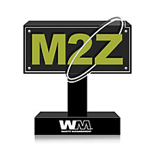 Custom M2Z Award Custom - 5 in. W x 6 in. H x 2 in. D