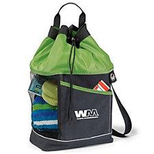 Oceanside Sport Tote Bag -  11L x 19H x 6W