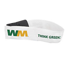 Sublimated Recycled Wristband - 0.75 in. x 8 in.