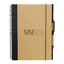 Evolution Large Recycled JournalBook - 7 in. x 10 in.