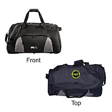 Excel 26 in. Wheeled Travel Duffel - 100% Focused