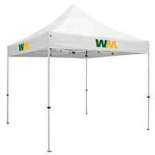 Standard Tent with 2 Imprints - 10 ft.