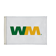 Dye Sublimated Flag - 3 ft. x 5 ft. (2-sided)