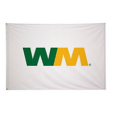 Dye Sublimated Flag - 4 ft. x 6 ft. (2-sided)