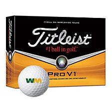 Titleist Pro V1 Golf Balls - Dozen
