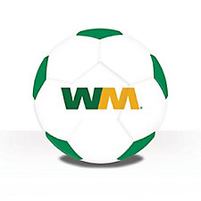 Molded Foam Soccer Ball - 4 in.