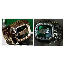 Custom Driver and Operator of the Year Rings