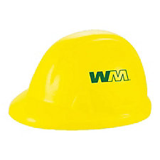 Construction Hat Stress Reliever