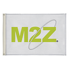 Double-Sided Flag - 4 ft. x 6 ft. - M2Z