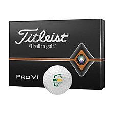 Titleist Pro V1 Golf Balls - Dozen - WMPO
