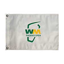 Golf Pin Flag - Grommets - WMPO