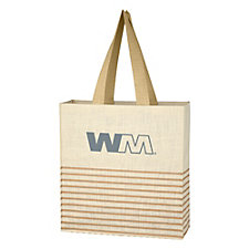 Biodegradable Jute Tote Bag