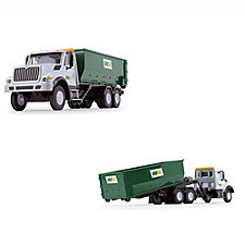 Toy Roll-Off Container Truck