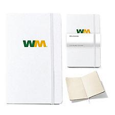 Moleskine Hard Cover Ruled Notebook - 5 in. x 8.25 in.