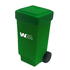 Trash Can Stress Reliever - 3 in. x 1.5 in.