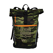 Urban Pack Backpack - 17 in. x 20.5 in. x 6.25 in. - Recycling Warrior