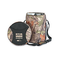 Ice River Camo Seat Cooler - Recycling Warrior