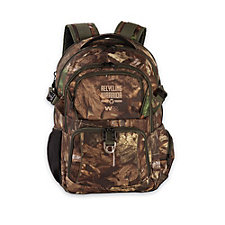 Mercury Camo Backpack - Recycling Warrior