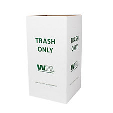 Trash Only Litter Box - Bundles of 5