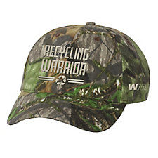Kati Camouflage Hat - Recycling Warrior