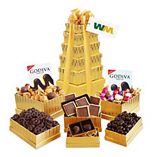 Ultimate Golden Godiva Tower