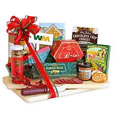 Share the Season Holiday Cutting Board