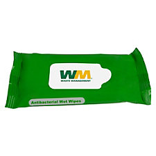 Resealable Wet Wipes Pouch
