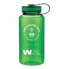 h2go Wide Plastic Water Bottle - 34 oz. - 100 Days of Summer