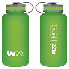 Tritan Plastic Water Bottle - 32 oz. - M2Z