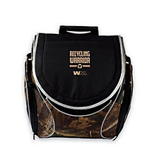 Ice River Camo Rolling Cooler - Recycling Warrior