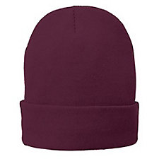 Port and Company Fleece Lined Knit Hat