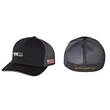 Richardson Fitted Pulse Sportmesh Hat with R-Flex - NWLF