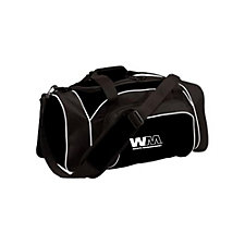 Holloway League Duffel Bag with Personalization
