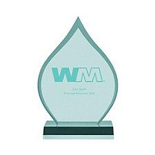 Inspire Acrylic Award - 4.5 in. x 7.88 in.