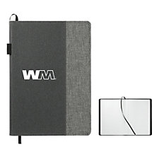 Reclaim RPET Refillable JournalBook - 7 in. x 10 in.
